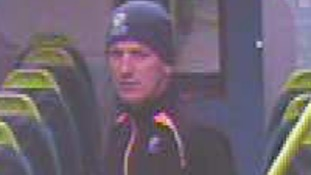 Appeal for pickpocket who befriended elderly couple on train and then stole purse