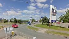 Spytty Retail Park, Newport