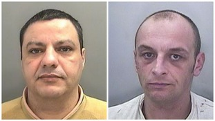 Drugs Pair Caught Dealing From A Volkswagen Golf Are