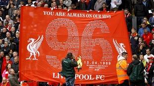 Liverpool banner
