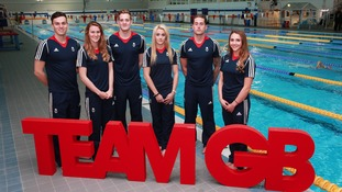 Four Welsh swimmers in GB squad for Rio Olympics