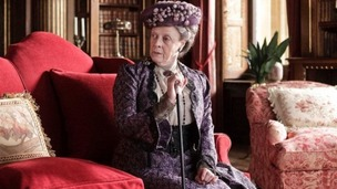 Maggie Smith has been nominated for best supporting actress