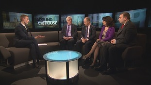 Leave or Remain? A fiery debate on the EU Referendum in this month's programme