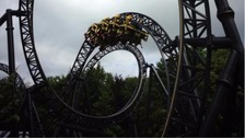 Five people were seriously injured on the ride in June last year
