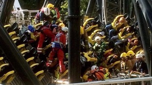 Alton Towers operator admits health and safety breach over Smiler crash
