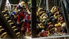 Alton Towers owner admits health and safety breach over Smiler crash