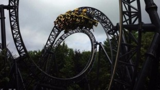 Five people were seriously injured on the ride in June last year Credit