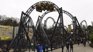 The Smiler ride reopened in March.