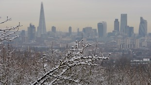 Will the London Marathon be hit by snow? Bookies take flurry of bets