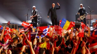 Romania expelled from the Eurovision Song Contest