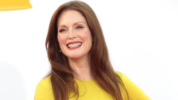 Julianne moore at the Emmys