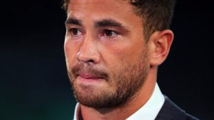 Cipriani crashed his Mercedes into a taxi in June last year