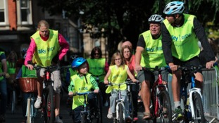 Leeds and Bradford to host Sky Ride cycling event once again