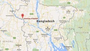 Rezaul Karim Siddiquee, an English professor at Rajshahi University, was murdered