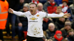 Wayne Rooney tops rich list for young sport stars