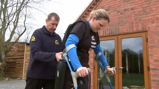 Paralysed marathon athlete banned from 10k charity run