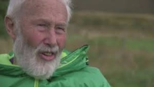 Sir Chris Bonington to marry today.