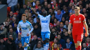 Premier League match report: Liverpool 2-2 Newcastle