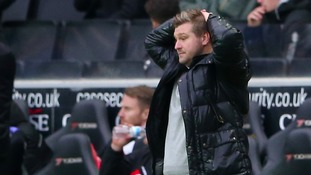 Relegation heartbreak for MK Dons and Colchester United