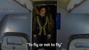 Lufthansa surprises passengers with Shakespearean announcements