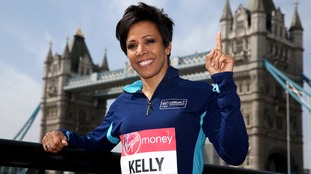 Olympic champion Kelly Holmes will be among the runners