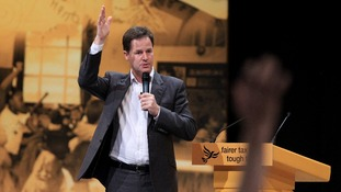 Nick Clegg answers some difficult questions