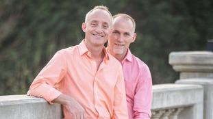 gay wedding north carolina