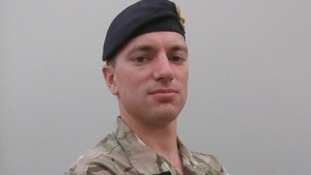 Captain James Townley died in Afghanistan on Friday