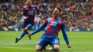FA Cup semi-final match report: Crystal Palace 2-1 Watford
