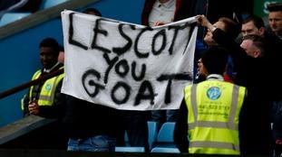 Joleon Lescott is not a popular man.