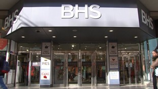 Five high street giants that went into administration