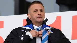 Colchester United chairman: 'I take full responsibility for relegation'