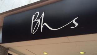 BHS in Sutton Coldfield