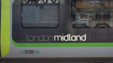 Delays of up to one hour on London Midland