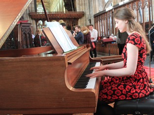 Hull's Holy Trinity Church offers free performance space to artists