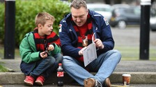 Working fathers earn 21% more than their childless male counterparts, according to the TUC's study.