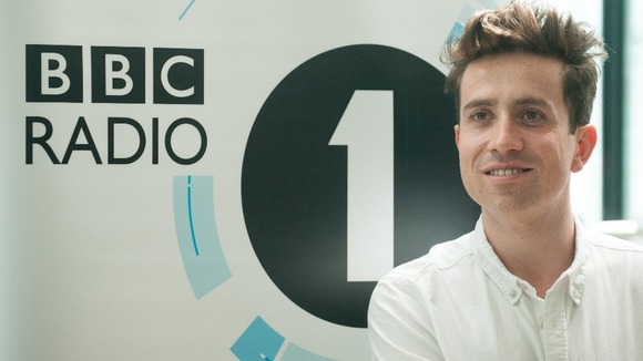 Nick Grimshaw completed his first Radio 1 Breakfast Show today.