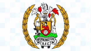Workington are in the playoffs.