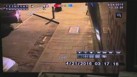 P-RAMRAID_CCTV