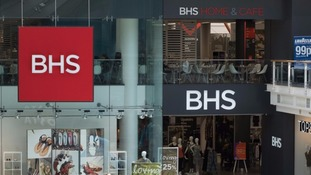 BHS's pension fun deficit stands at £571 million