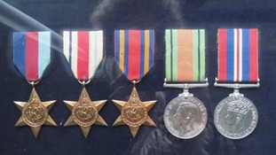 These belonged to Brigadier John Gurney