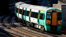 Rail passengers face disruption as guards go on strike