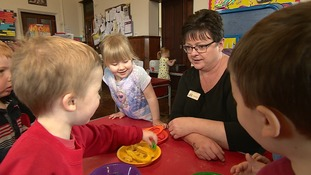 Michelle Shaw has worked at Owlets Pre-school for ten years