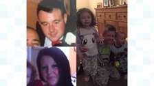 Family say they are 'torn apart' after French motorway crash that killed a Hartlepool man and two children