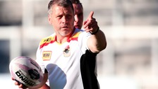 James Lowes left his role as Bradford Bulls head coach last week for personal reasons
