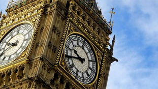 Big Ben to be silenced and shrouded in scaffolding in a £29m bid to stop it crumbling