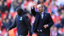 Benitez pleased with Hillsborough verdict