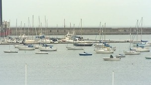 Holyhead Port