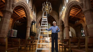 Health and safety rules threaten lights out at church