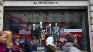 Midlands jobs under threat as menswear brand Austin Reed calls in administrators